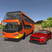 越野 总线 驱动程序 模拟器:极端 汽车 驾驶 1
