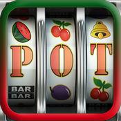 有趣的賭場累積獎金的進步插槽 1
