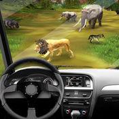 越野公园4x4汽车驾驶模拟器3D