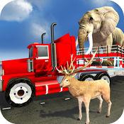越野动物运输卡车模拟器2017