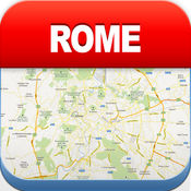 罗马离线地图 - 城市 地铁 机场 4.3