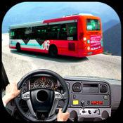 越野爬山旅游巴士模拟器 1
