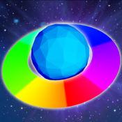 了解颜色与行星