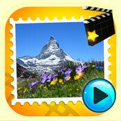 视频 与 照片 故事 - 图片 幻灯片 和 电影编辑器