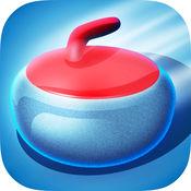 冰壶锦标赛3D-冬季运动