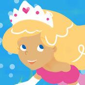 美人鱼公主拼图