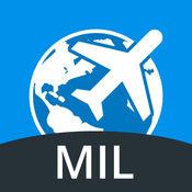 米兰旅游指南与离线地图