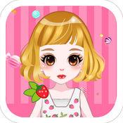 暖暖时尚芭比-女孩美容化妆换装沙龙儿童女生小游戏免费