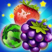 农场疯狂水果 - 有趣且流行的糖果消除休闲游戏