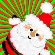 """""""圣树跳跃 - 一个免费的圣诞小孩跳跃游戏 """" 1"""