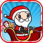 圣诞老人的疯狂骑到圣诞镇亲 1