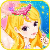 美人鱼公主舞会 - 女生化妆游戏