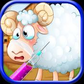 农场疯狂的外科医生 — — 婴儿医生游戏和动物医院