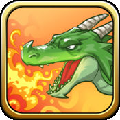 龙的怪兽史诗冲突:龙族的忍者寺中队的防御 Dragon Monster Epic Clash: Dragon Race Defense of the Ninja Temple Clans