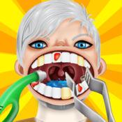 大 星際 牙医 小小 医生 模拟 可爱小 小医生 小  经典儿童  名人 游戏 Star Dentist
