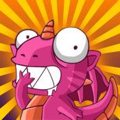龙怪物蛋 - 益智游戏机
