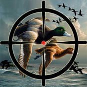 鸭狩猎临挑战鸟拍摄游戏3D
