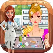 星女郎手术 - 护肤品及外科医生医院游戏小孩