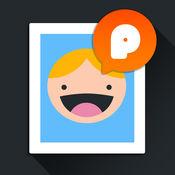 图片说话 - 添加相声文本及语音泡沫到Instagram照片 1.8