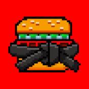 抢救我的汉堡 - 无尽的街机游戏