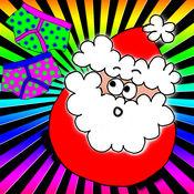 """""""拯救圣诞老人的内裤 - 免费圣诞跳跃游戏 """" 1"""