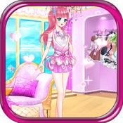 城市女孩化妆游戏 - 化妆宝典