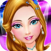 舞会之夜化妆师 - 美容女王化妆游戏
