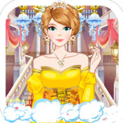 换装舞会-公主换装美容游戏