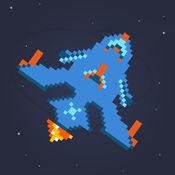 推进-复古空间冒险游戏
