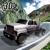 6 × 6 越野塞拉利昂驾驶 3D-驾驶模拟器