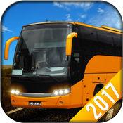越野巴士驾驶的SIM软件模拟器2017年 1