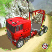 越野货运卡车模...