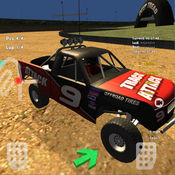 越野 污垢 賽跑 3D -  4x4 Off Road SUV Lap Simulator