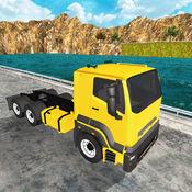 越野 传奇 卡车 驾驶 模拟器 游戏 1