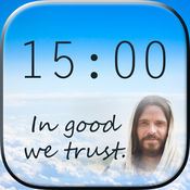 神 壁纸 主题 圣经 报价 - 耶稣 基督 背景 家园 屏幕 1