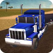 越野石油运输-卡车拖车驾驶 2017 1