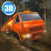 越野油卡车模拟...