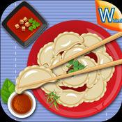 饺子厨房做饭 - 厨师的小女孩游戏