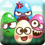 复活节彩蛋比赛3 - 兔子冲击波闪电战,免费游戏的成人和儿童,上房喜悦小时