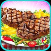 牛排制造商 — — 烧烤烧烤食物和厨房游戏 1.0.2
