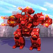 偷 机器人 战争 : 网孔 战斗 斗争 机 1