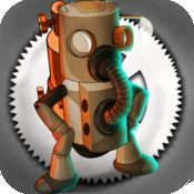 蒸汽朋克机器人 — — 寻求逃脱益智 1