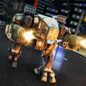 王者 金刚 - 天天 机器人 枪火 之战