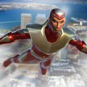 钢铁超级英雄故事