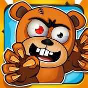 可怕的动物跳跃 (Scary Jump - Swaggy Animal Rush Editio
