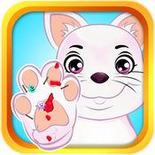 可怕的爪子 - 宠物猫兽医 1