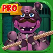 摇晃的绳索的恐怖游戏 摆动游戏男孩 可怕的绳子摆动 为孩子们酷游戏 Pro