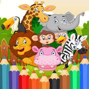 儿童绘画涂鸦画...