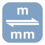 米换算为毫米 | m换算为mm