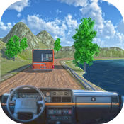 越野真正的旅游巴士驾驶模拟器2016年3D